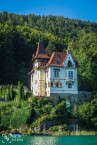 Beautiful villa by the lake - feels a bit like a fairytale.